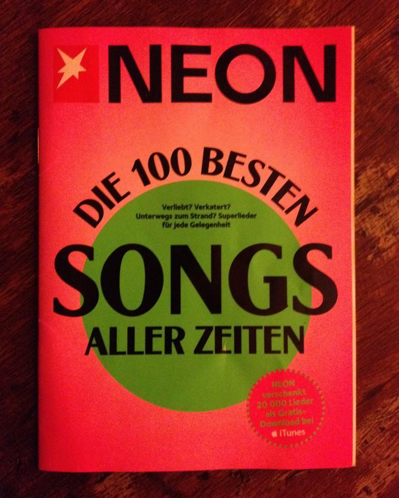 NEON 100 Songs